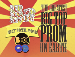 The Greatest Big Top Prom on Earth